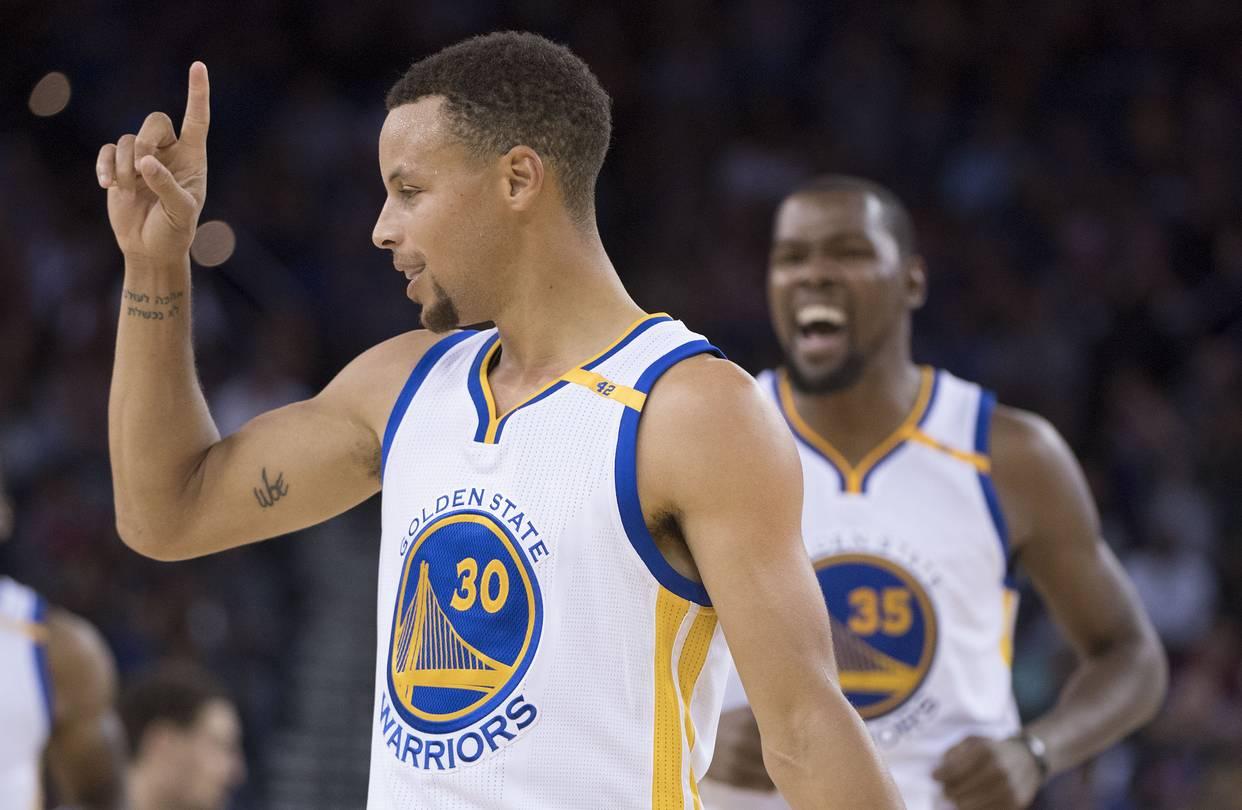 Record NBA – les Warriors sont déjà qualifiés pour les playoffs