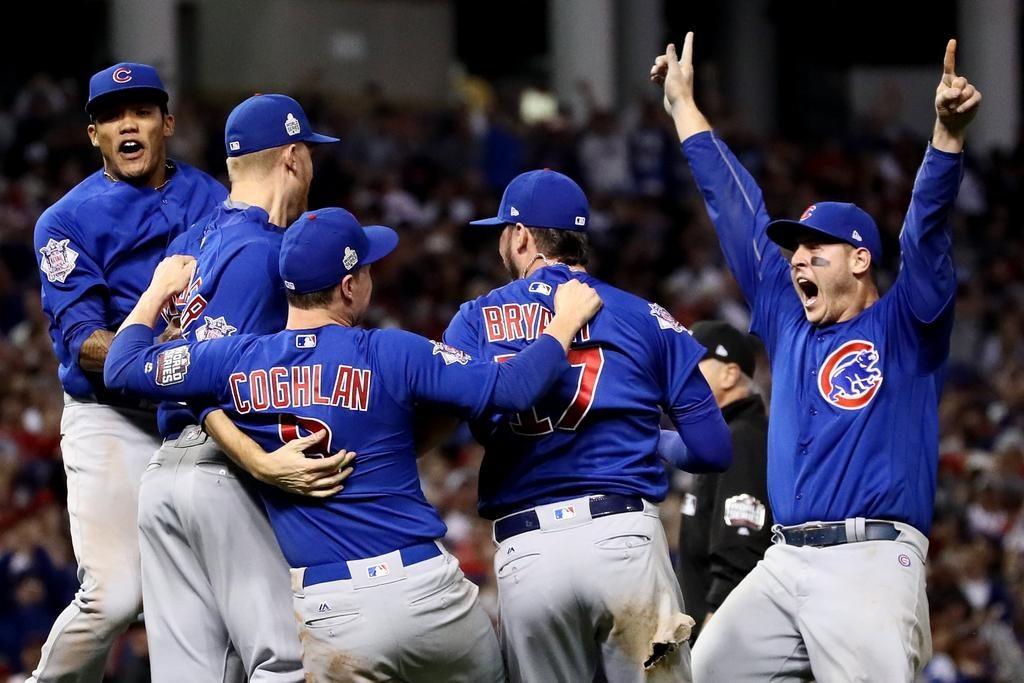 Interview Theo Epstein - président des Cubs derrière la remontée des World Series 2016