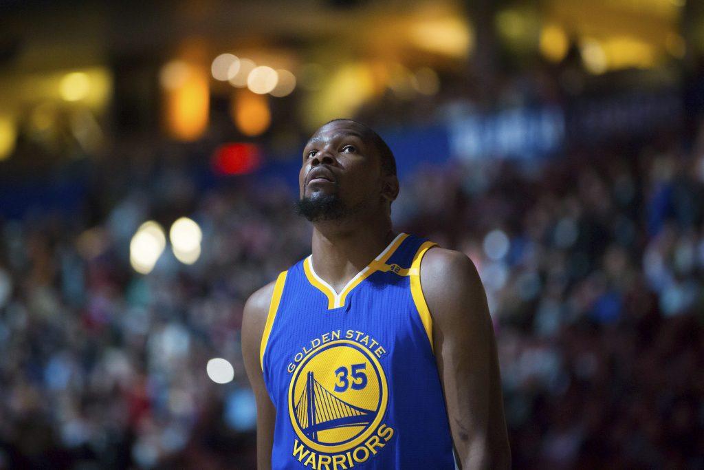 Kevin Durant triple son personnel de sécurité armé pour son retour au Thunder