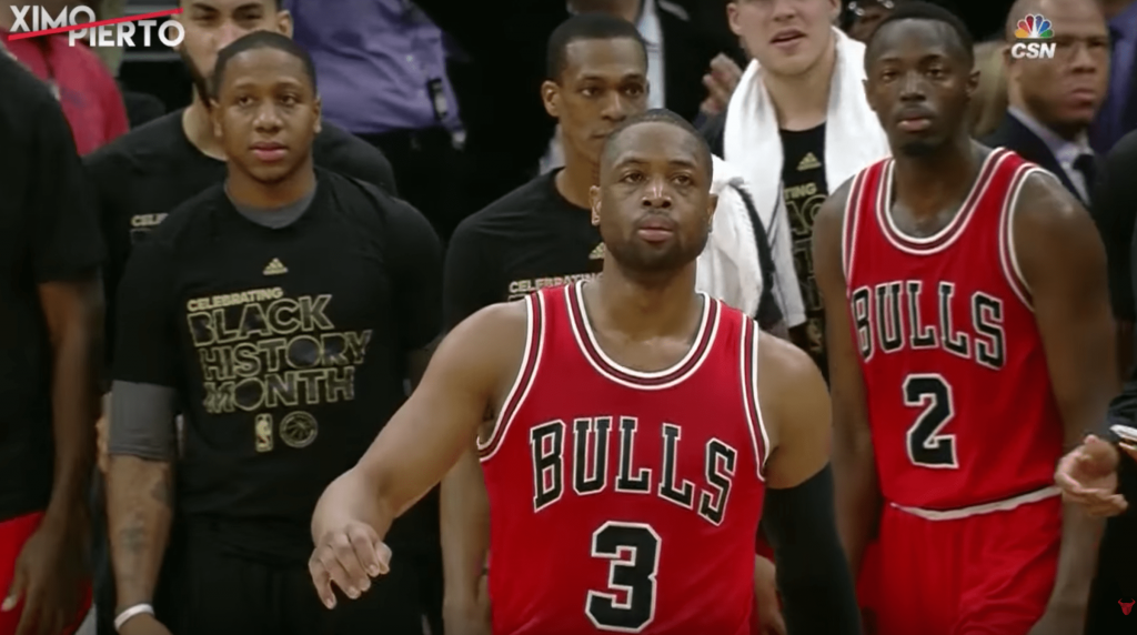 Kings vs. Bulls – Dwyane Wade est éternel