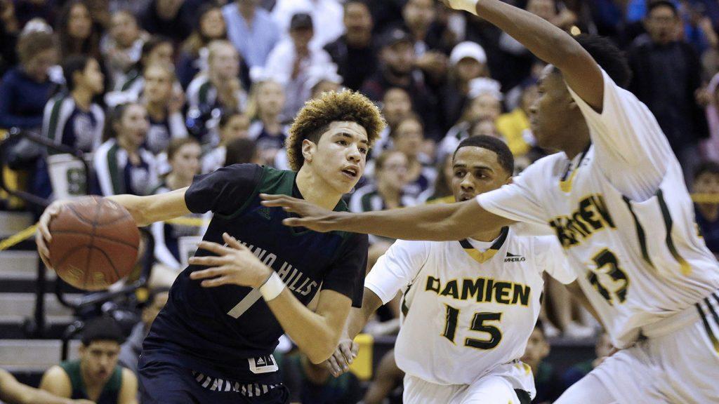 LaMelo Ball marque 92 points contre Los Osos High School