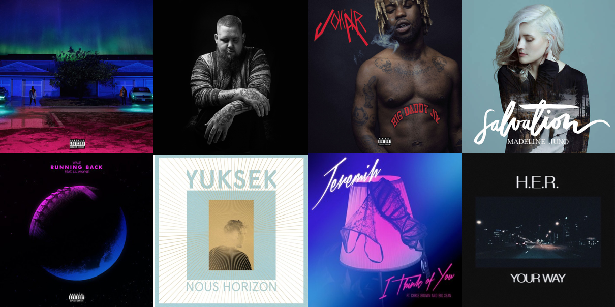 Les 11 sons de la semaine avec Madeline Juno, Big Sean et Jeremih