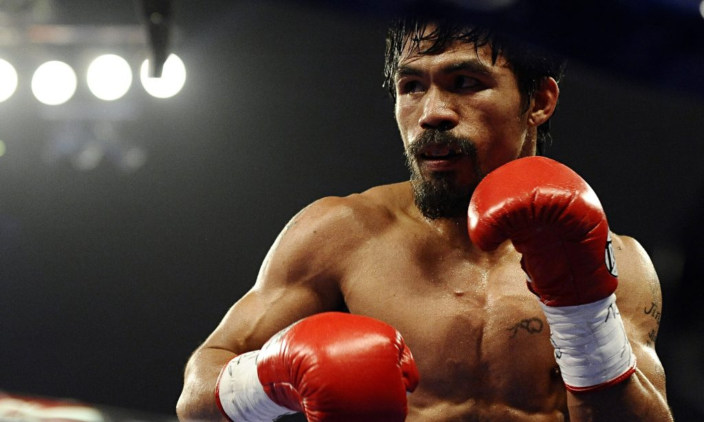 Manny Pacquiao annonce son super fight contre Amir Khan !