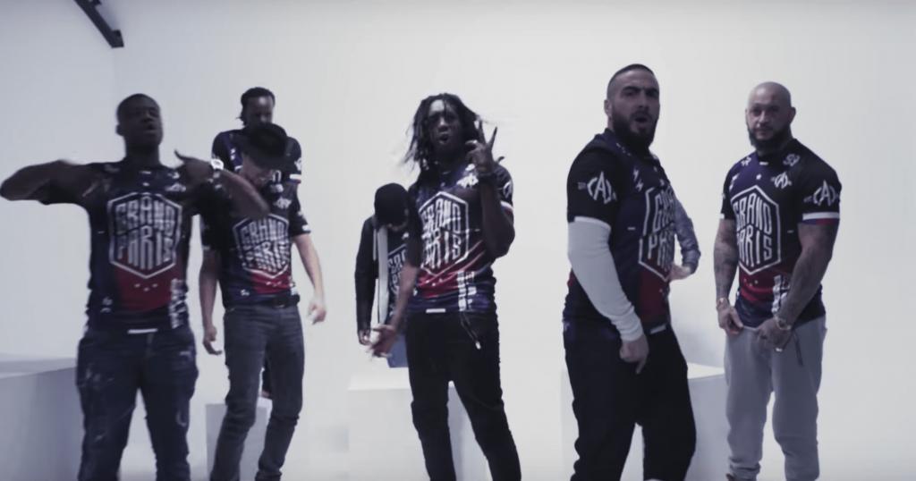 Medine invite les poids lourds du rap français sur Grand Paris
