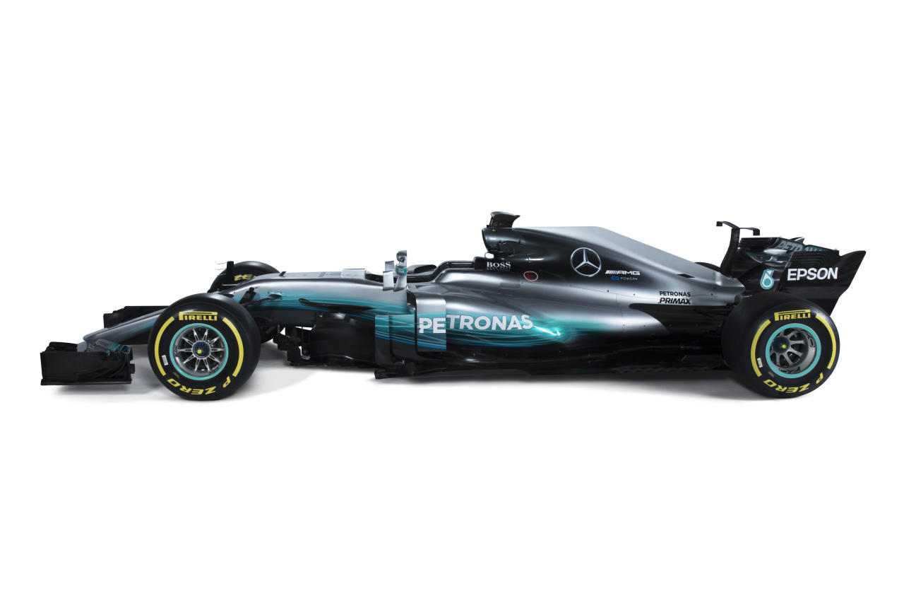 Preview Mercedes 2017 - Valtteri Bottas