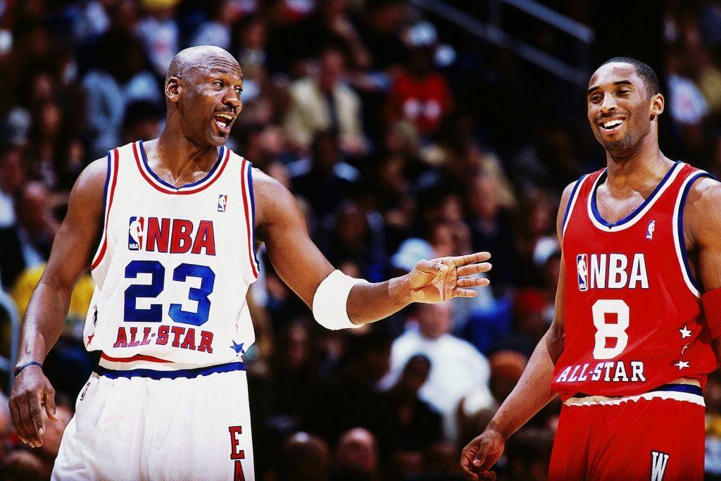Le trashtalk entre Michael Jordan et Kobe Bryant lors du All-Star Game 2003