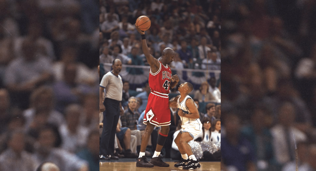 Comment Michael Jordan a terminé Muggsy Bogues