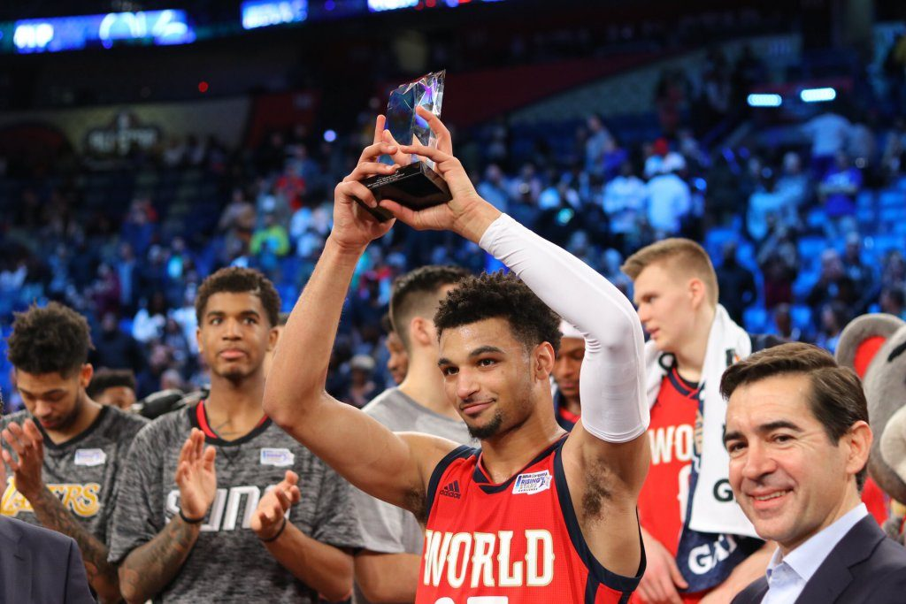 Rising Stars Challenge – Team World l'emporte face à Team USA