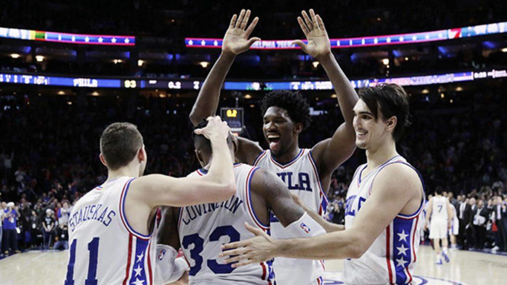 Les Philadelphia Sixers, autres grands gagnants du trade Pelicans/Kings