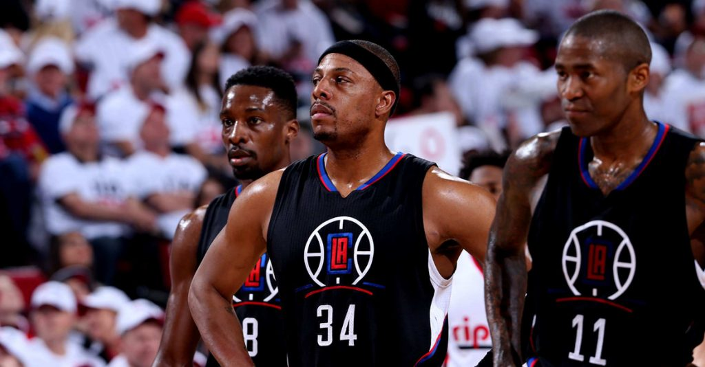 Paul Pierce répond au trash talk de Draymond Green