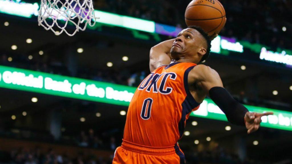 Russell Westbrook enchaîne un nouveau triple double contre les Pelicans
