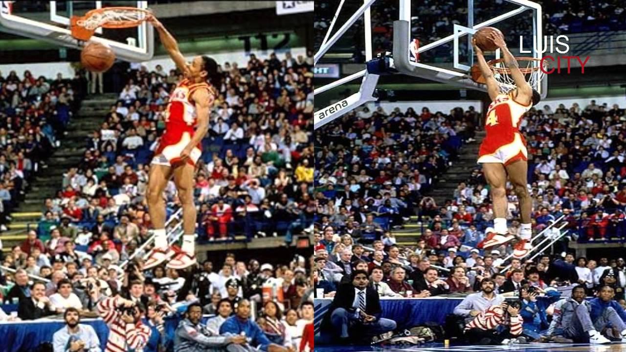 Quand Spud Webb, 1m70, remportait le concours de Dunk
