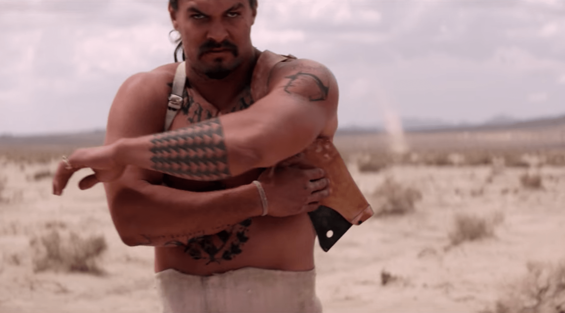 Premier trailer pour The Bad Batch avec Jason Momoa, Jim Carrey et Keanu Reeves