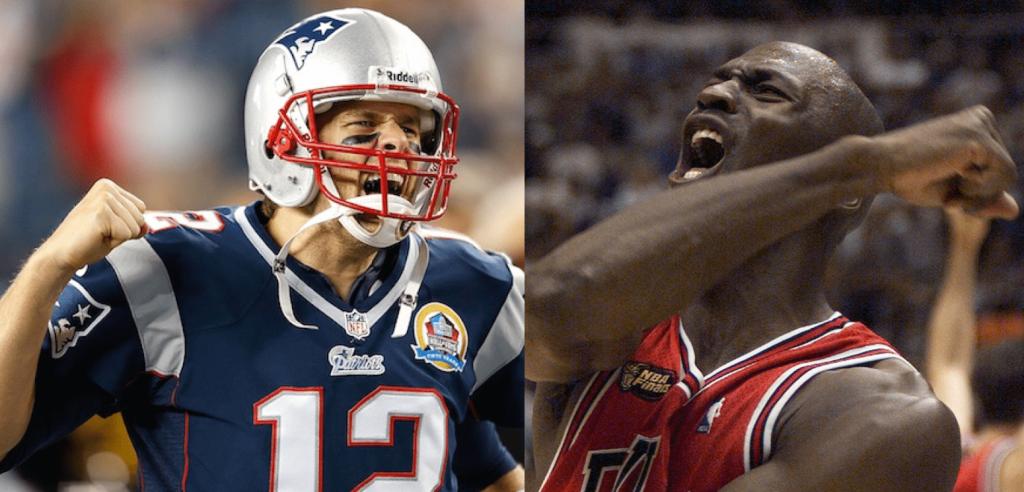 Avec sa victoire, Tom Brady a-t-il dépassé Michael Jordan?
