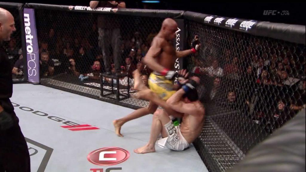 UFC 148 – La revanche d'Anderson Silva sur Chael Sonnen
