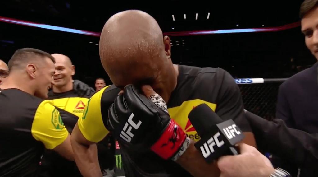 UFC 208 - Anderson Silva victoire