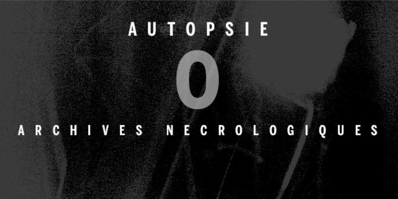 Autopsie 0