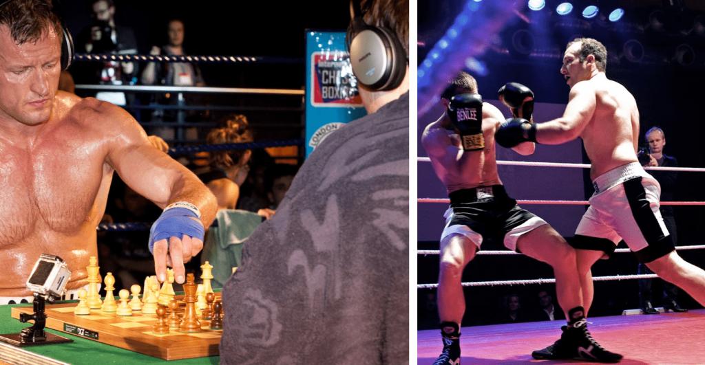 Le Chess Boxing – de la boxe et des échecs en même temps