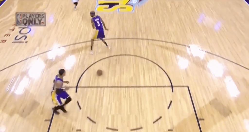 Corey Brewer résume la saison des Lakers en une action