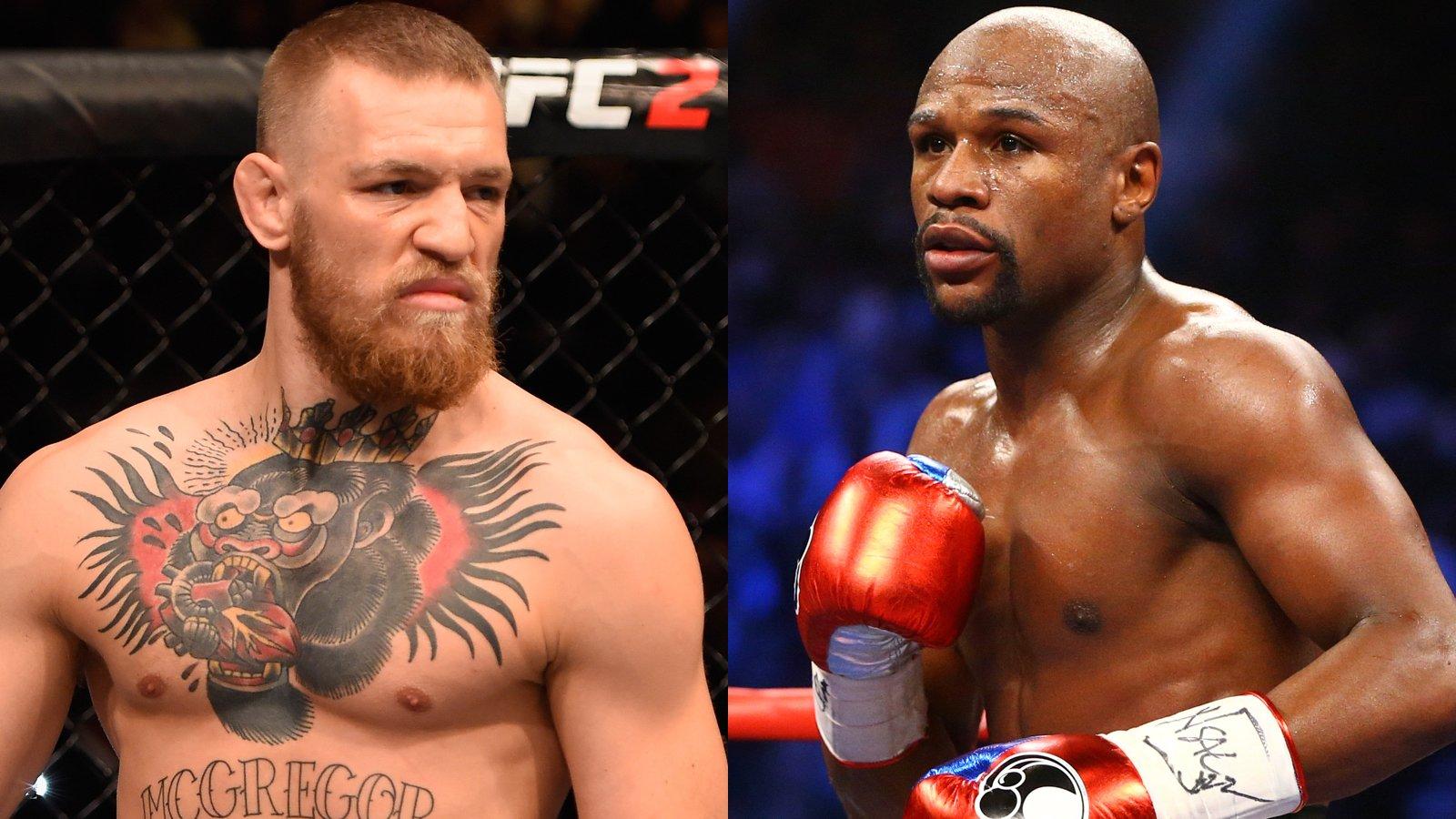 Dana White pense que Conor McGregor vs. Floyd Mayweather va avoir lieu