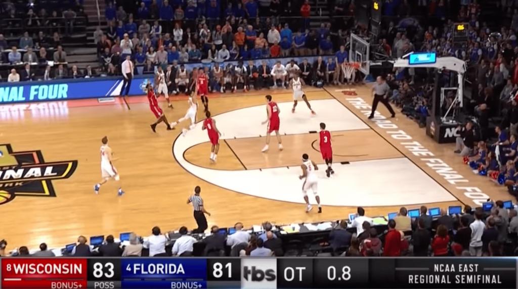 Florida s'impose au buzzer contre Wisconsin sur un trois-points fou