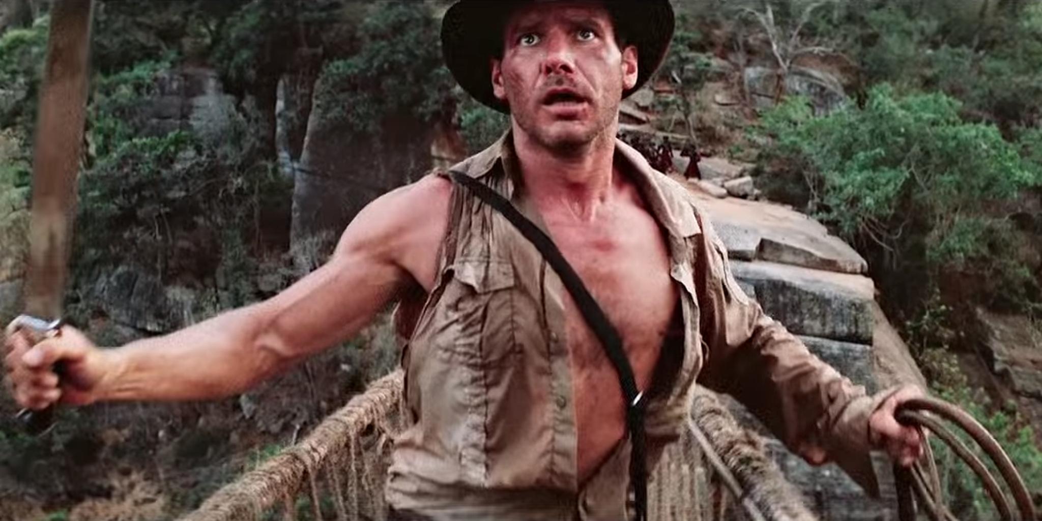Indiana Jones 5 arrive officiellement pour 2019 - La Sueur