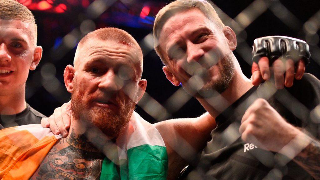 John Kavanagh se livre sur le premier combat de Conor McGregor