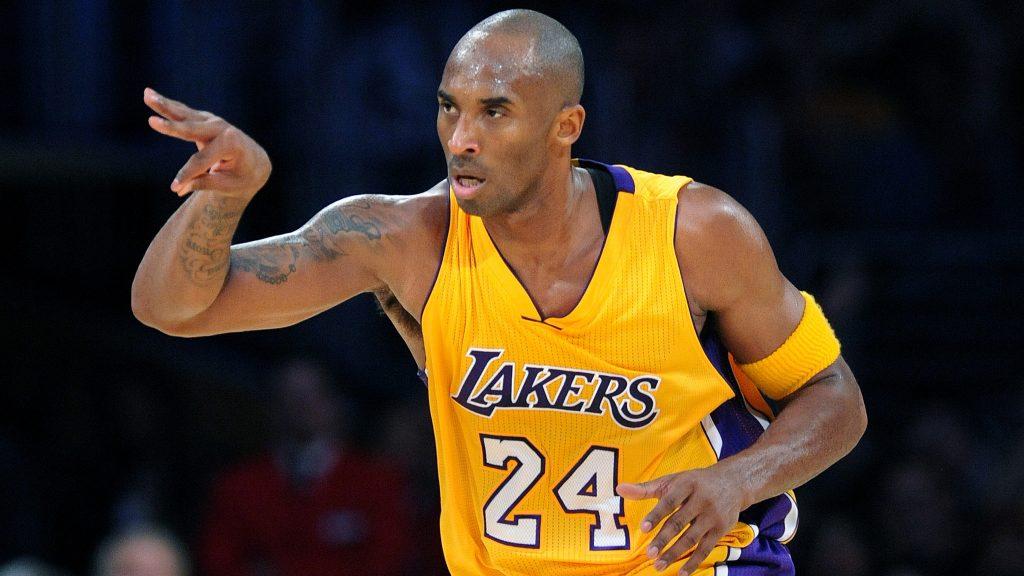 Kobe Bryant veut deux MVPs pour la saison 2016-2017