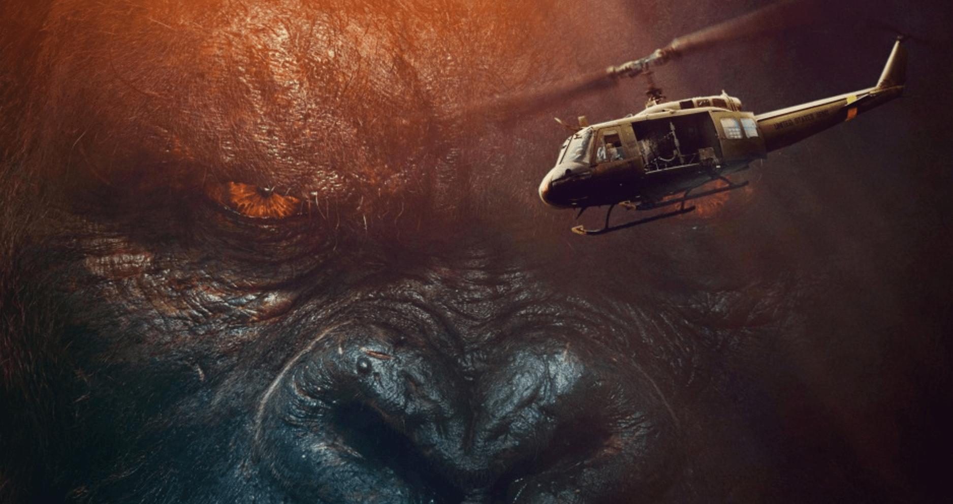Critique Kong: Skull Island – un blockbuster énervé