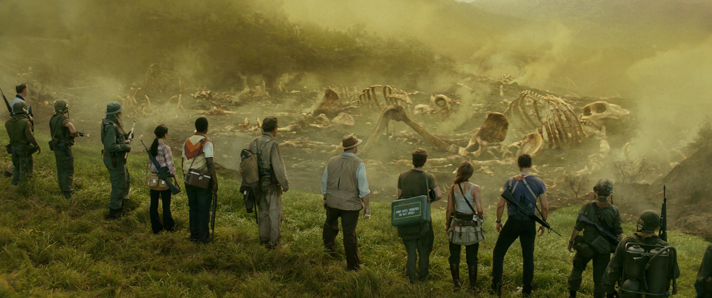 Critique Kong: Skull Island – les blockbusters
