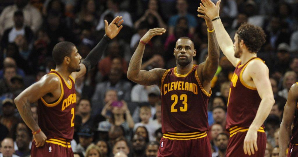Les Cavaliers s'imposent contre les Lakers en galérant
