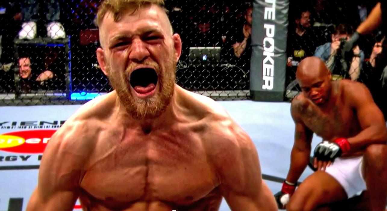 Marcus Brimage vs. Conor McGregor – les débuts fracassants du Notorious à l'UFC