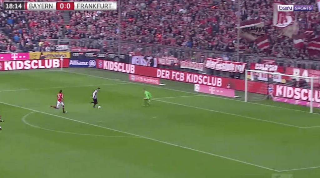 Le sauvetage exceptionnel de Mats Hummels contre Francfort