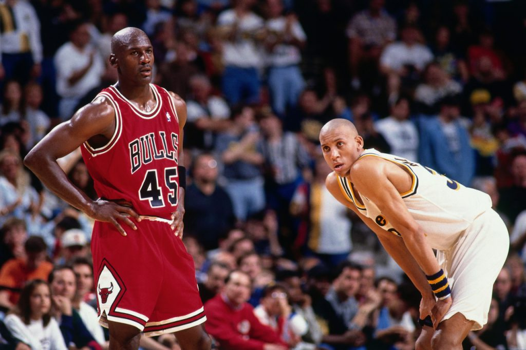 18 mars 1995 – Michael Jordan arrêtait le baseball «I'm Back»