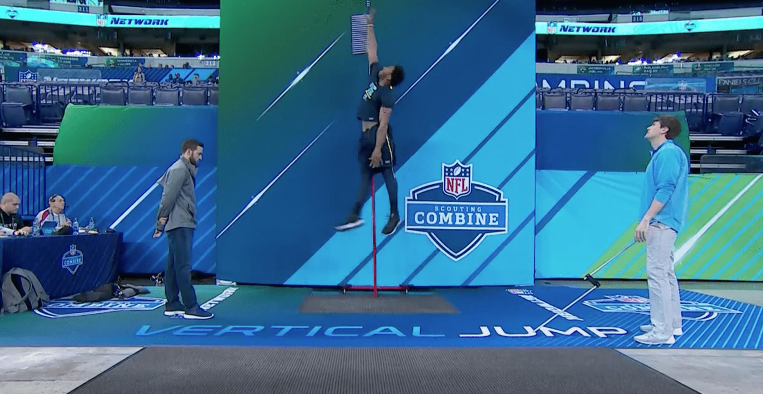 Comme prévu, Myles Garrett a fait un carnage au NFL Combine 2017