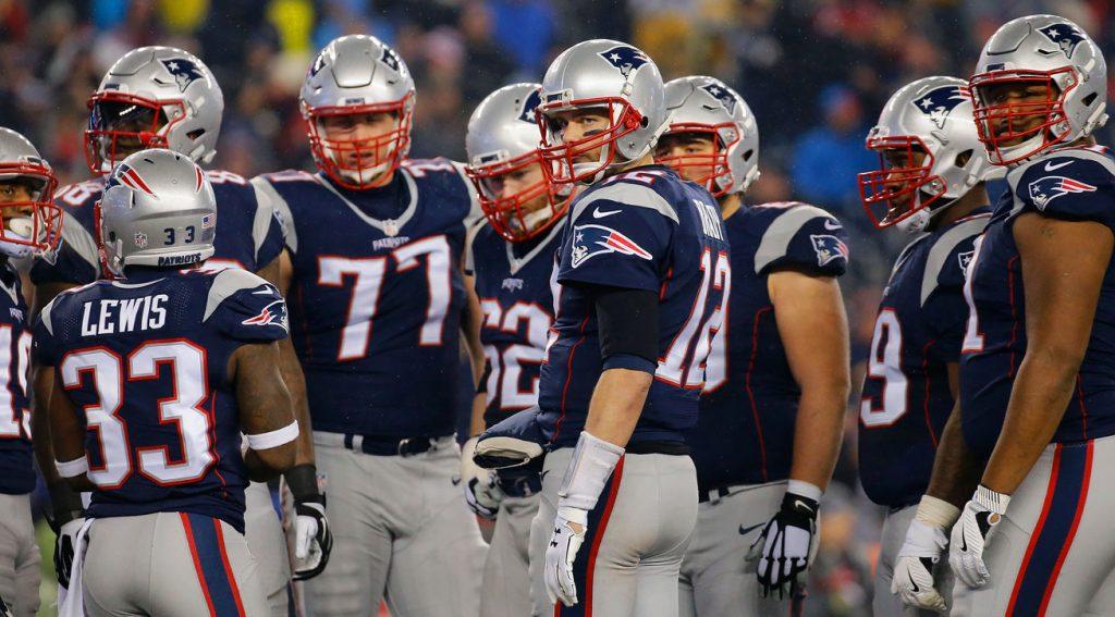 Les New England Patriots écrasent la free-agency en NFL