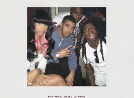 Nicki Minaj, Drake et Lil Wayne se retrouvent sur No Frauds