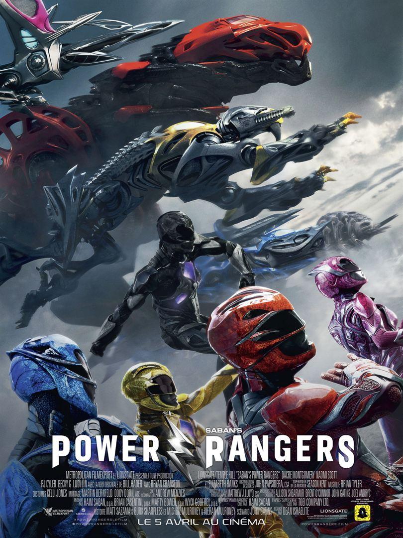 Concours Power Rangers x La Sueur : 10 places et 5 Power Banks à gagner !