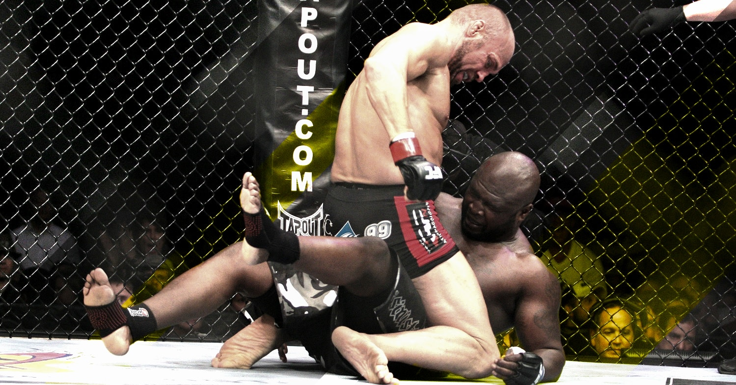 Randy Couture vs James Toney
