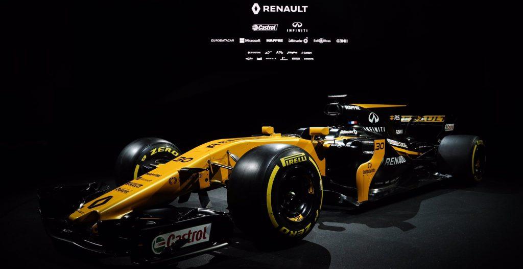 Preview 2017 - Renault peut-elle ambitionner le top 5?