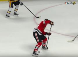 Richard Panik marque le but de l'année contre les Penguins
