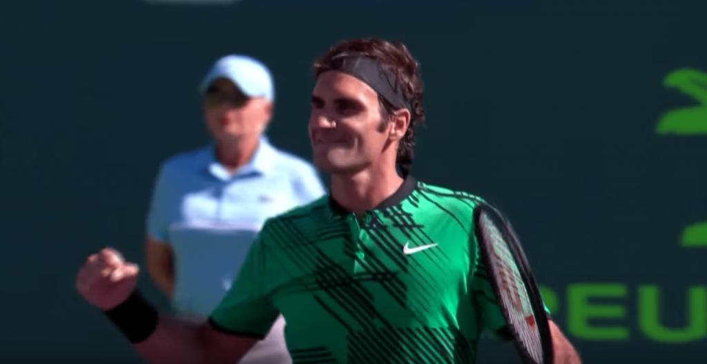 Roger Federer gère tranquillement Juan Martin Del Potro