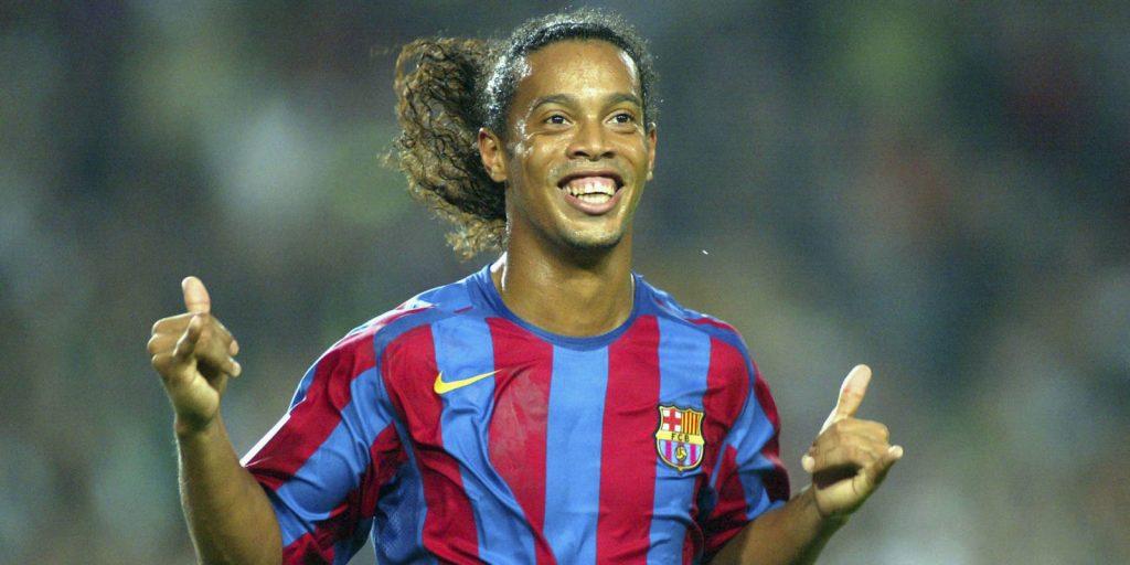 Ronaldinho sort son premier morceau «Sozinho»