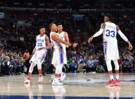 Les Sixers l'emportent de 42 points contre les Mavericks