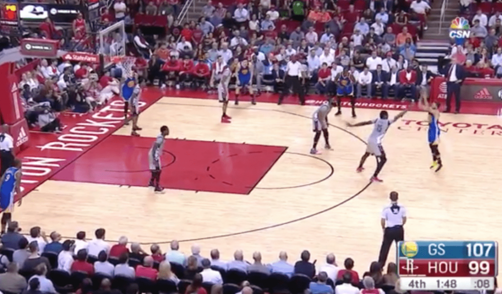 Stephen Curry et les Warriors calment les Rockets