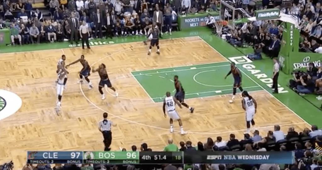 Match fou au TD Garden – les Celtics font tomber les Cavaliers