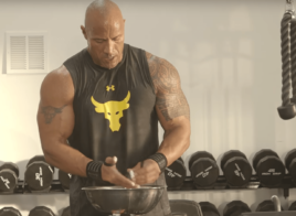 The Rock dévoile son Ultimate Workout