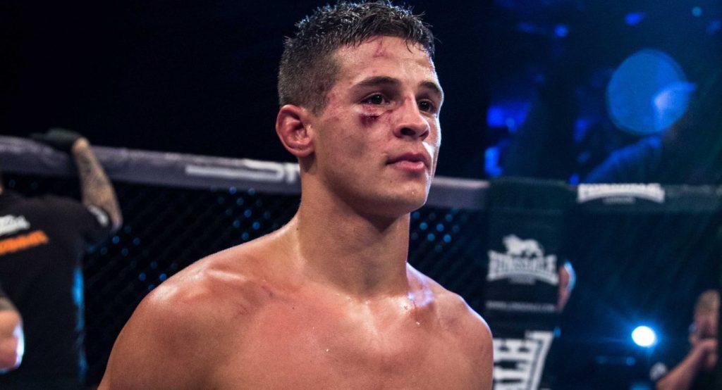 Tom Duquesnoy fera son premier combat à l'UFC le 15 avril!