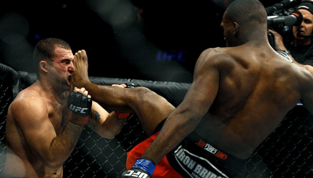UFC 128 – La démonstration de Jon Jones contre Shogun Rua
