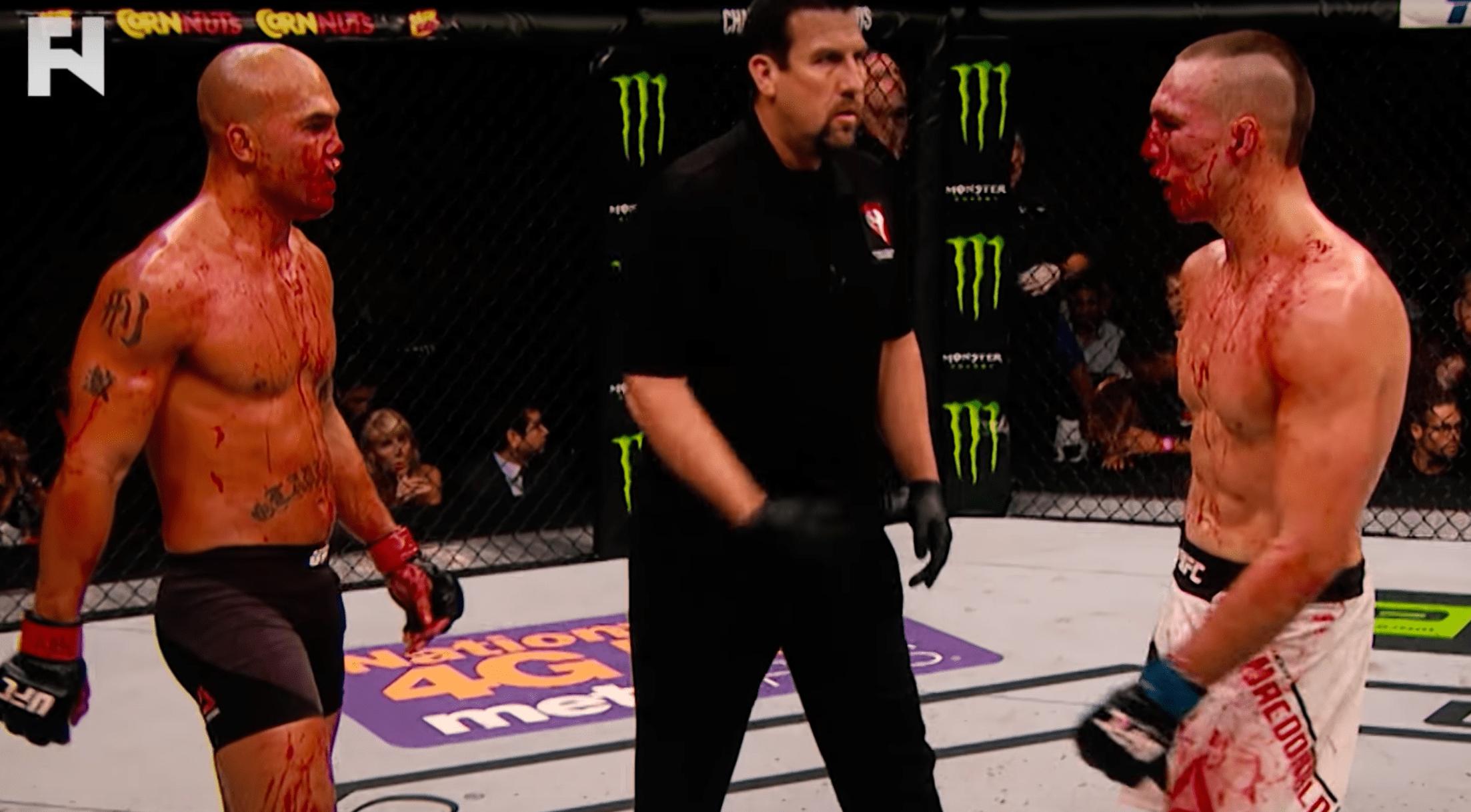 UFC 189 – Quand Robbie Lawler et Rory MacDonald allaient au bout de leurs vies